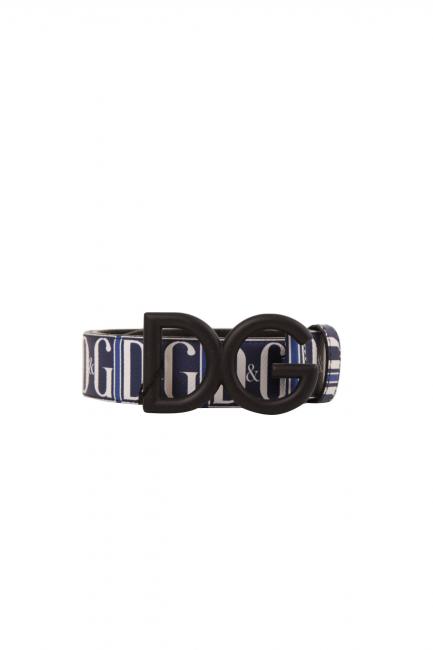 Cintura Donna Dolce & Gabbana Blu BC4265AA560HBY43