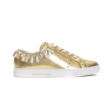 Scarpe Trussardi Jeans Donna Oro 79A00232_OroGold