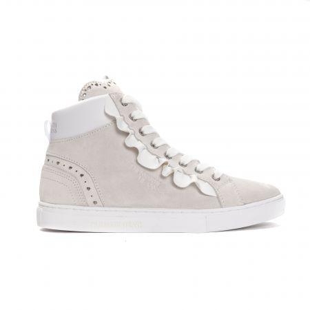 Shoes Trussardi Jeans 79A00242_BiancoWhite