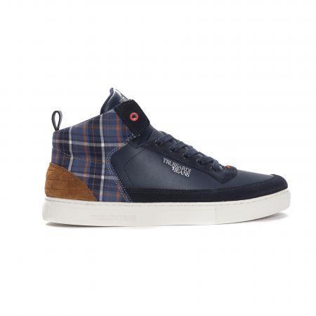Sneakers Trussardi Jeans 77A00097_BluNavy