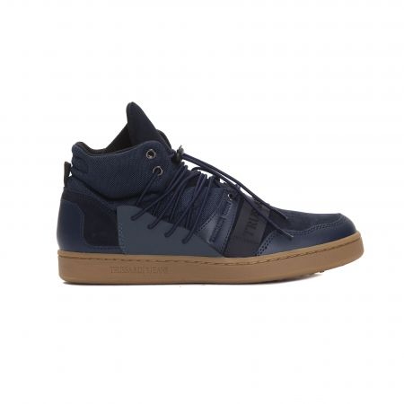 Sneakers Trussardi Jeans 77A00099_BluNavy