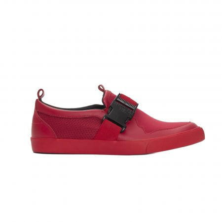 Sneakers Trussardi Jeans Uomo Rosso 77A00111_RossoRed
