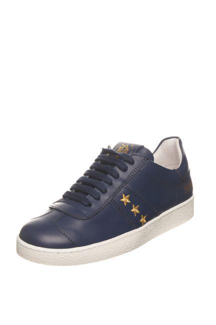 Scarpe Pantofola D'Oro Donna Blu BBR3WD_BluNavy
