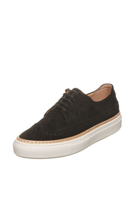 Casual shoes Pantofola D'Oro WER11WU_NeroBlack