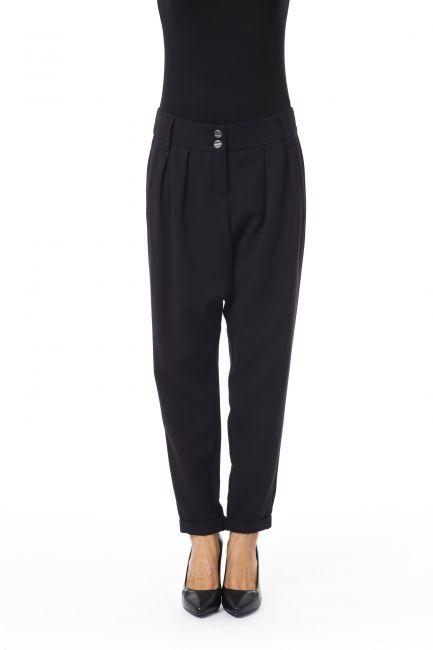 Pantalone Byblos Donna Nero A1BCB12600131_899NERO