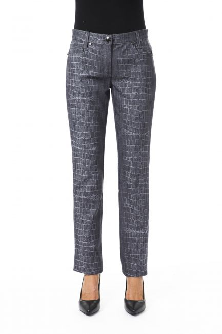 Pantalone Byblos Donna Nero A1BGD0PVAEF00_905BLACK
