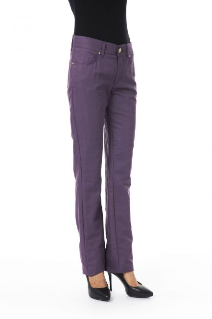 Pantalone Byblos Donna Viola A1BED0P115349_330VIOLA