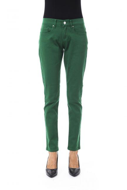Pantalone Byblos Donna Verde A1BGD0P1HCT33_319GERANIO
