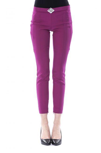 Pantalone Byblos Donna Viola A1BID10013388_331MAGENTABIS