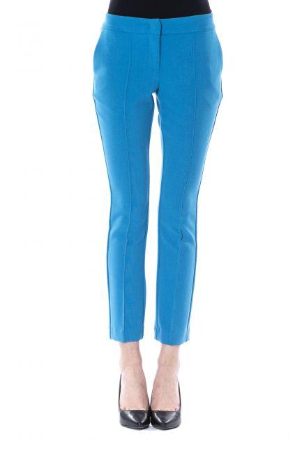 Pantalone Byblos Donna Blu A1BMB12013387_228IRIS