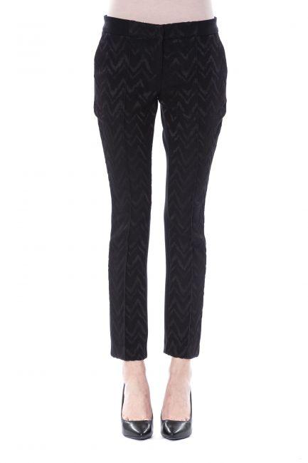 Pantalone Byblos Donna Nero A1BMB12213587_899NERO