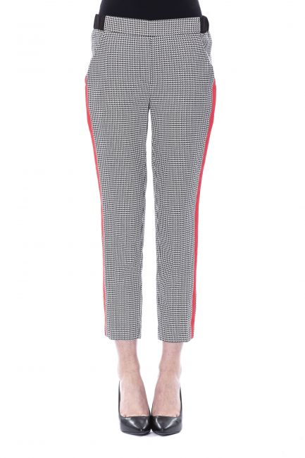 Pantalone Byblos Donna black/white A1BMB13713589_899NERO
