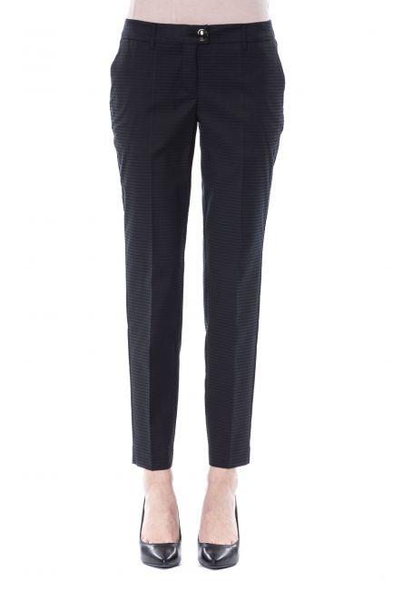 Pantalone Byblos Donna Nero A1BMD11915358_899NERO
