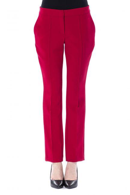 Pantalone Byblos Donna Rosa A1BMD12013387_523CILIEGIA