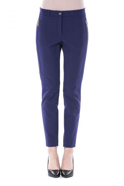 Pantalone Byblos Donna Blu A1BOD13313388_211BLUMARINO