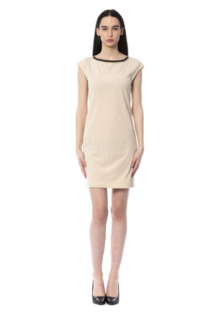 Abito Byblos Donna Beige D2BMD41814516_007AVORIO
