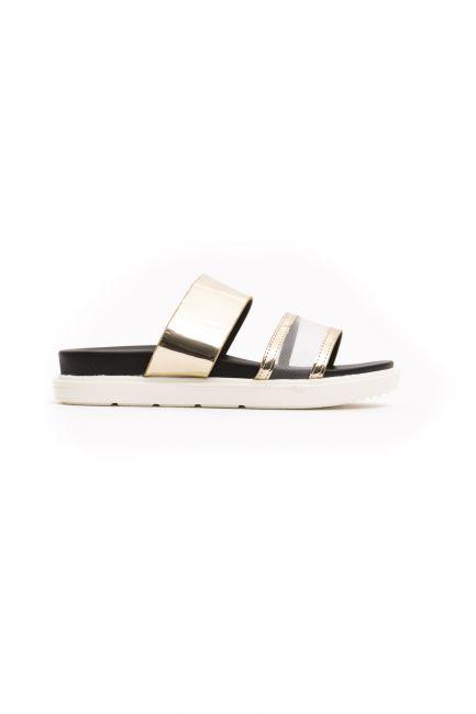 Shoes Péché Originel PECP9A406_OroGold