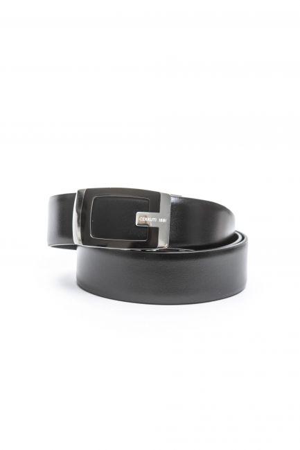 Cintura Cerruti 1881 Uomo Nero CECU03215A_BLACK