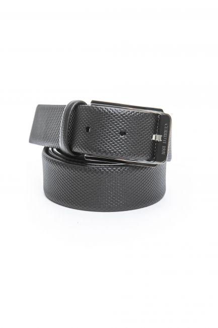 Cintura Cerruti 1881 Uomo Nero CECU03651P_BLACK