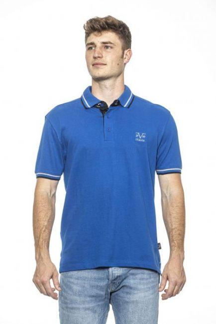 Polo shirt 19V69 Italia VI20SS0006_ROYAL