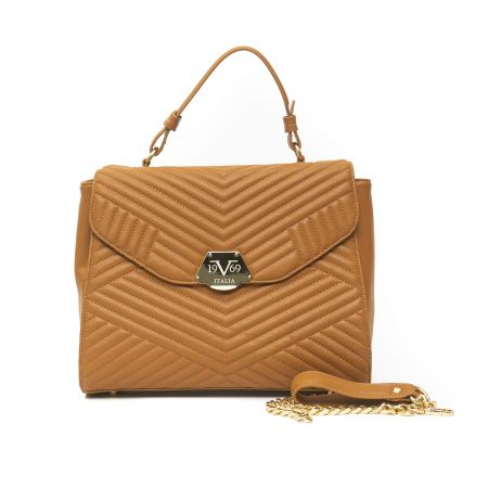 Handbag 19V69 Italia Q01_camel