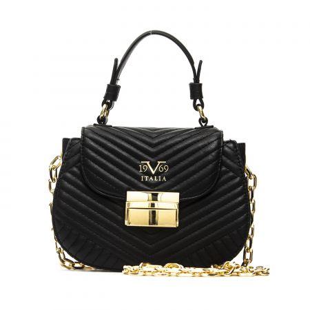 Handbag 19V69 Italia Q05_black
