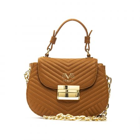 Handbag 19V69 Italia Q05_camel
