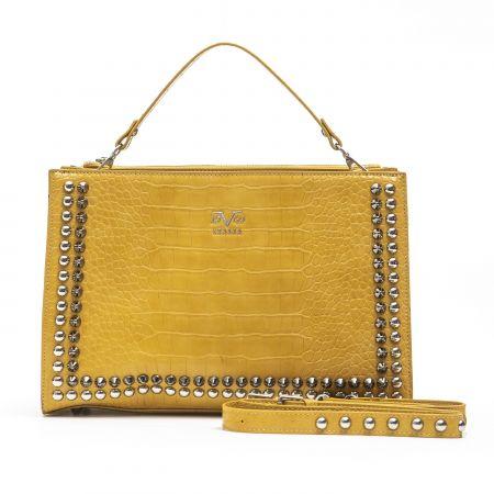Handbag 19V69 Italia S13_yellow