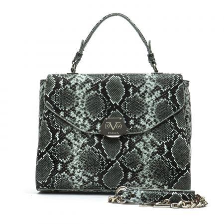 Handbag 19V69 Italia P01_lightgreen