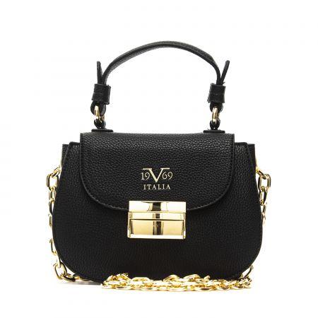 Handbag 19V69 Italia B05_black