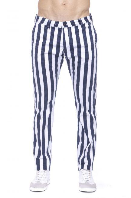 Pantalone Armata Di Mare Uomo Bianco AP20TC155_BiancoWhite