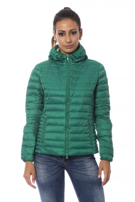 Giubbotto Ciesse Donna Verde P0210DNEWCARRIE_4581XPPEPPERGREENFLAKE