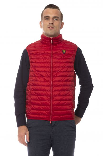 Gilet Ciesse Uomo Rosso N021D0NEWMELVIN_5217PPCHILIPEPPERCROISSANT+PRINTS