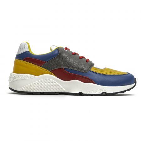 Sneakers Cerruti 1881 Uomo Multicolore CSSU00286M_GialloYellow