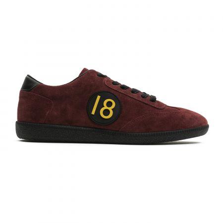 Sneakers Cerruti 1881 Uomo Rosso CSSU00383S_BORDEAUX
