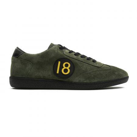 Sneakers Cerruti 1881 Uomo Verde CSSU00383S_VerdeGreen