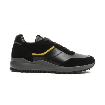 Sneakers Cerruti 1881 Uomo Nero CSSU00350S_PPE_NeroBlack
