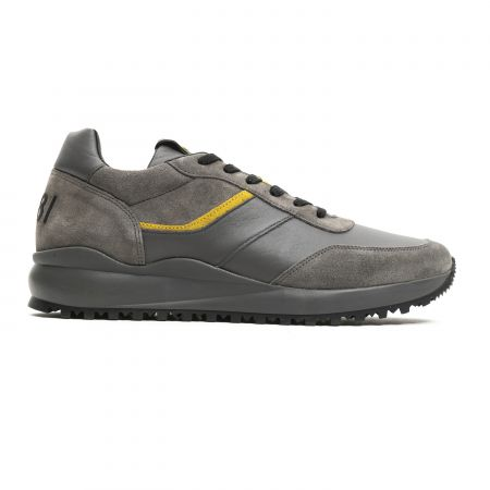 Sneakers Cerruti 1881 Uomo Grigio CSSU00350S_PPE_GrigioGrey