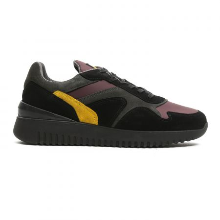 Sneakers Cerruti 1881 Uomo Nero CSSU00351F_PPE_NeroBlack