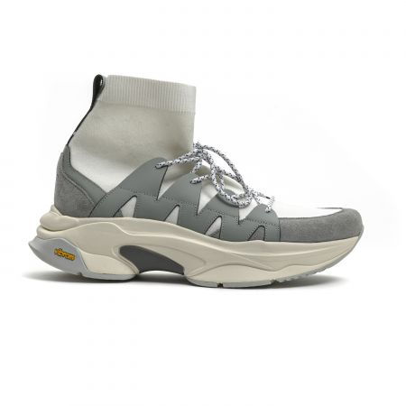 Sneakers Cerruti 1881 Uomo Bianco CSSU00427T_PPE_BiancoWhite