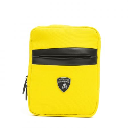 Tracolla Uomo Lamborghini Giallo LBBO00030T_GialloYellow