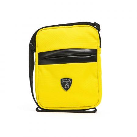 Tracolla Uomo Lamborghini Giallo LBBO00031T_GialloYellow