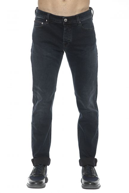 Jeans Care Label Uomo Blu BODI214T9305_435DARK