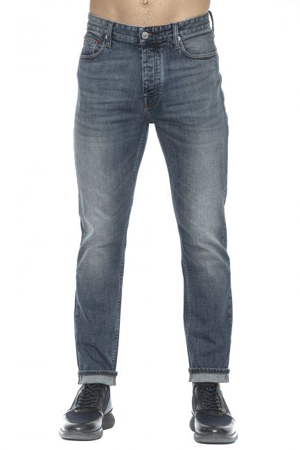 Jeans Care Label Uomo Blu LUKE142T9011A_469DENIM