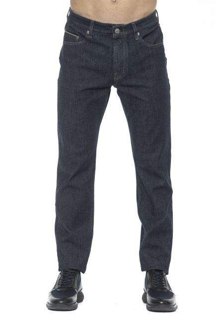 Jeans Care Label Uomo Blu LUKE143T9414_495DENIM