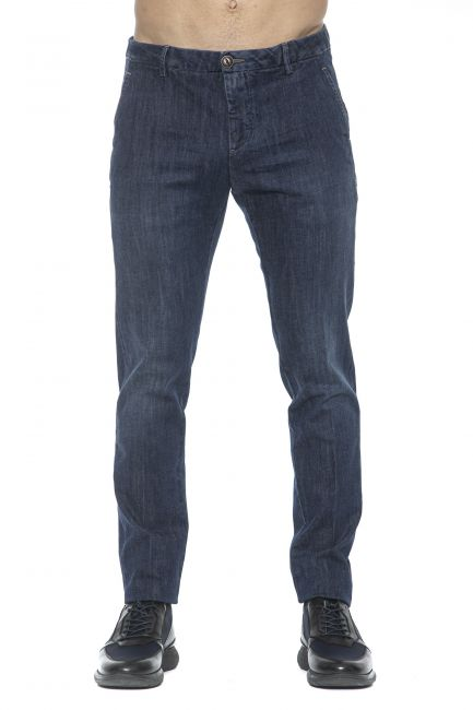 Jeans Care Label Uomo Blu MARL161T8858_472DENIM