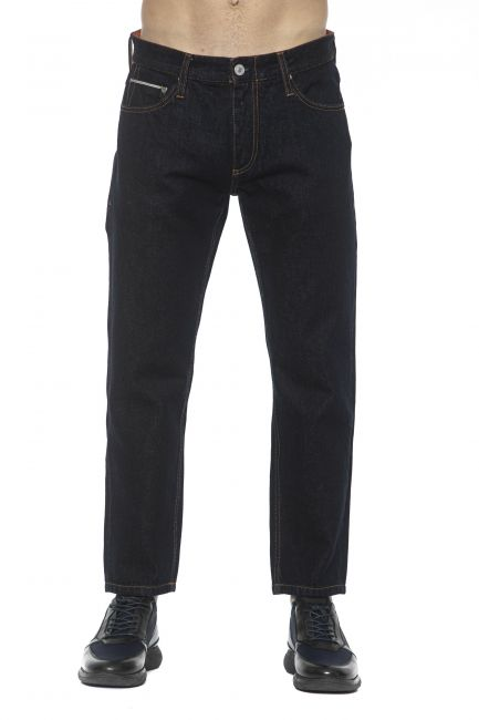 Jeans Care Label Uomo Blu SPIKE718T9284_003DARK