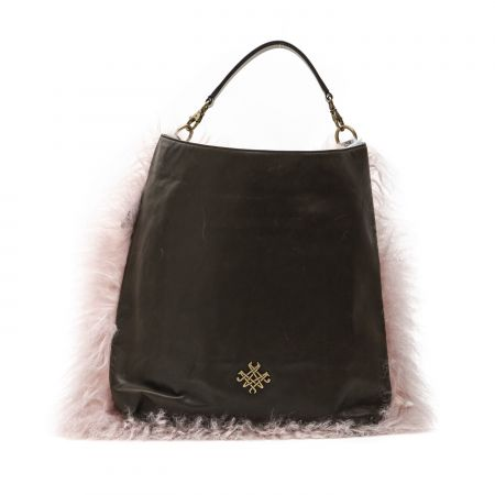 Woman's Bag Mr&Mrs Italy BG107E_3392ArmyMouse