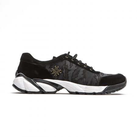Sneakers Mr&Mrs Italy SK074_9000Black