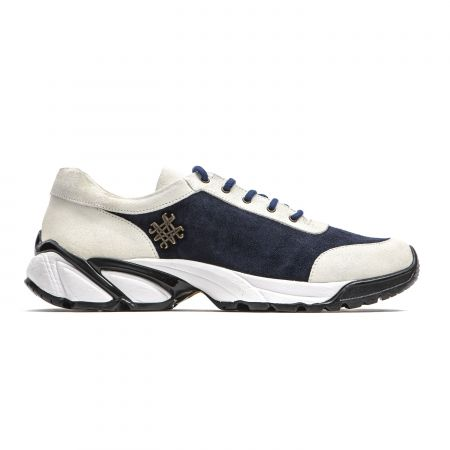 Sneakers Mr&Mrs Italy SK075_5531BlueIvory